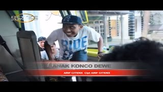 Arif Citenx - Anak Konco Dewe [Official Music Karaoke Video] MP3
