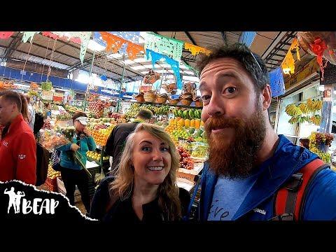 Paloquemao Market In Bogotá + Safety Tips