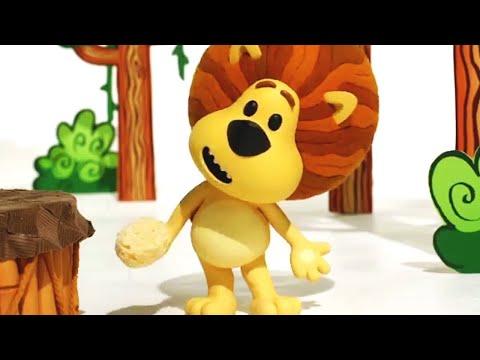 Raa Raa The Noisy Lion Official   Hurry Up Raa Raa   Kids Cartoon   Videos For Kids