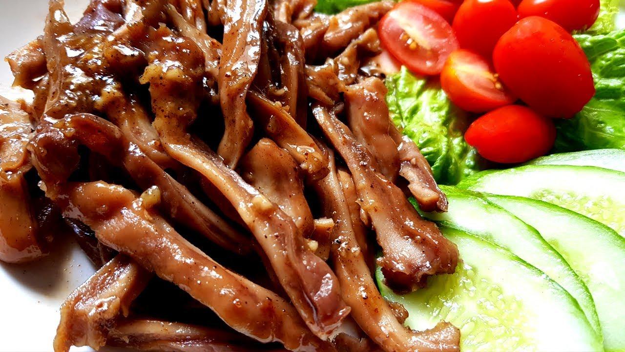 Cách Làm Món Bao Tử Khìa Nước Dừa ( Dạ Dày Om Nước Dừa) Ngon Tuyệt | Góc Bếp Nhỏ