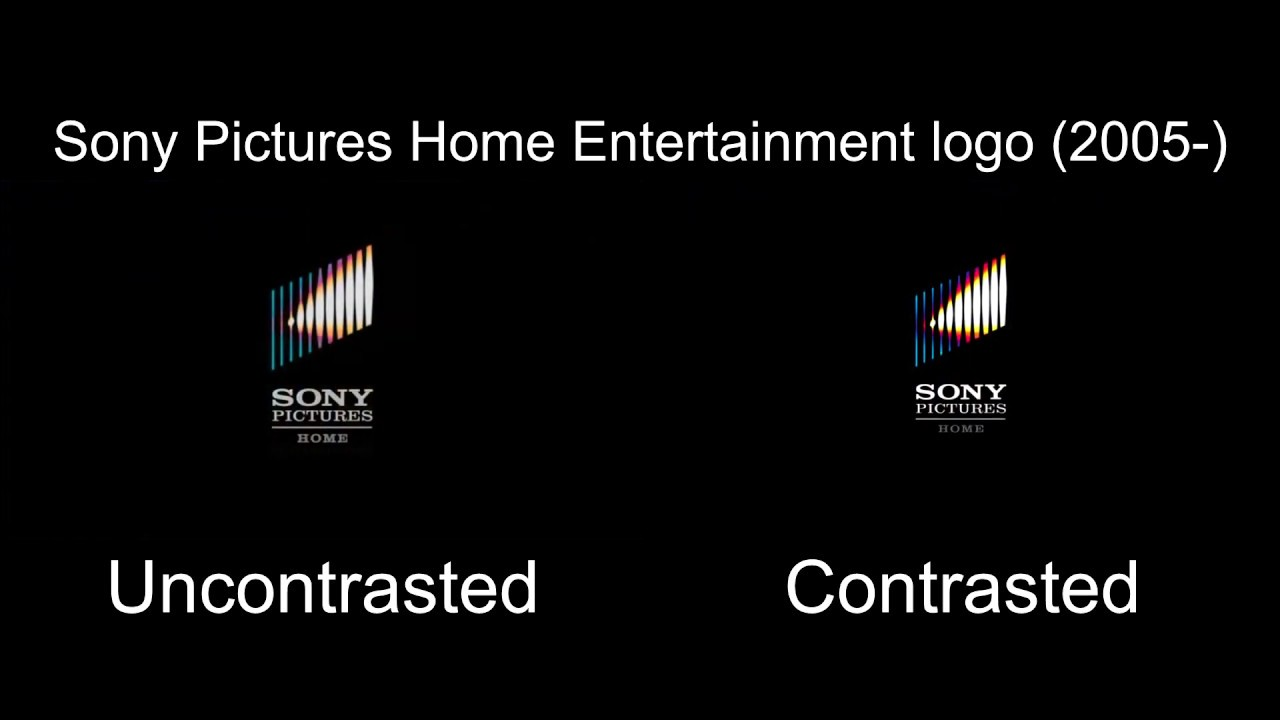 Sony Pictures Home Entertainment Logo 2005 Comparison Youtube