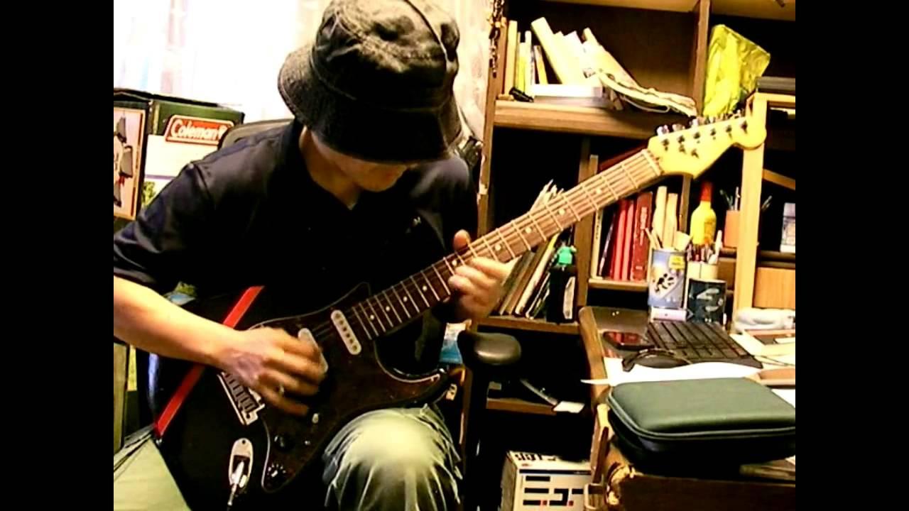 ギターでアルペジオ!指弾きの基本パターン