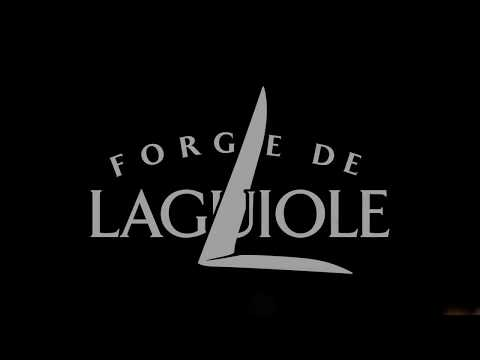 Forge de Laguiole SOMCASAT Waiter's Corkscrew video_1