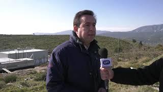 Δήλωση on camera Υπουργού Μετανάστευσης και Ασύλου, μετά την επίσκεψη του στο ΚΥΤ Σάμου (19.01.20)