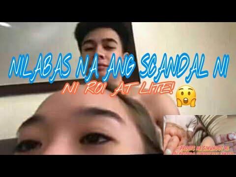 SCANDAL NI ROI AT LITE NILABAS NA! 😱💦 HD FULL VIDEO