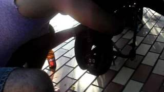 How To Lower Your Volkswagen Bay Window Bus.change Spindles .by Liber