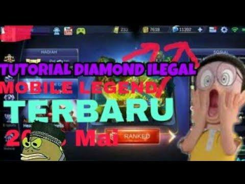 Tutorial Top Up Diamond Ilegal Mobile Legends Mai 2018 Youtube