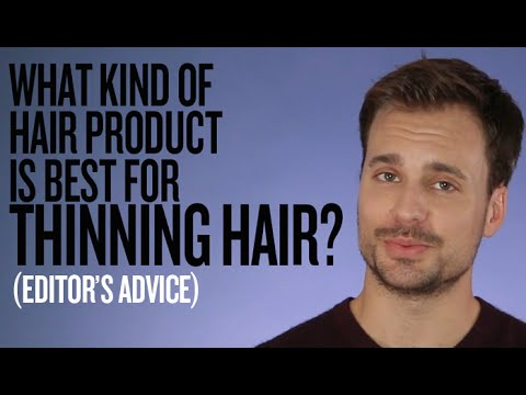 Best Styling Products For Fine Thin Hair Thinning Hair Which Styling Products Are Best Expert Advice .
