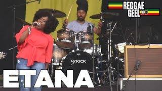 ETANA LIVE @ REGGAE GEEL FESTIVAL 2018 HQ AUDIO (FULL CONCERT)