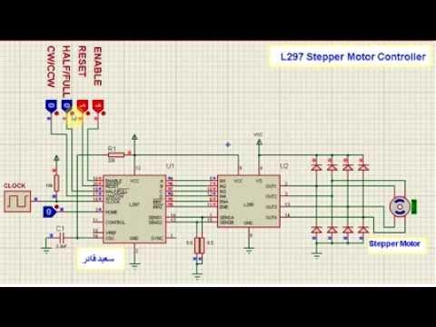 L297 MOTOR DRIVER UPDATE
