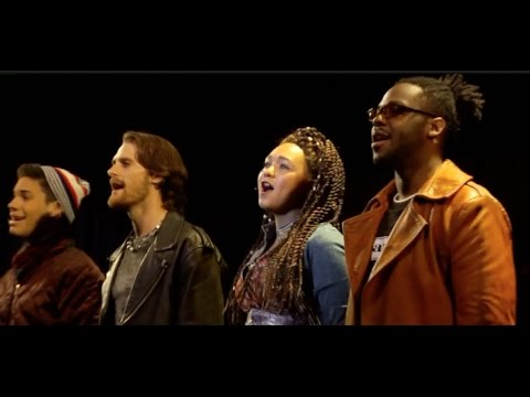 20th  anniversary tour of RENT in Seattle