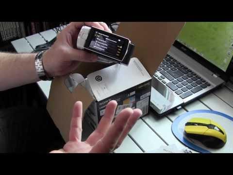 SONY HANDYCAM HDRCX250E обзор видеокамеры