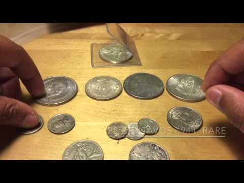 Awesome Old mexican coin sale! check description