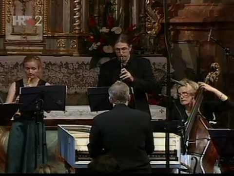 Tomaso Albinoni - Concerto for two oboes in C major, op. 9, No. 9 - The King's Consort