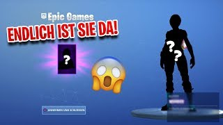 😰 ENDLICH I HAVE YOU - Fortnite SELTENSTER EXCLUSIVE Skin