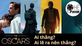 Review: Lễ trao giải Oscar 2018