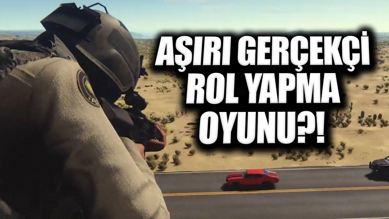 GTA 5 RP'Yİ TARİHE GÖMECEK BİR OYUN GELİYOR?! Videosu