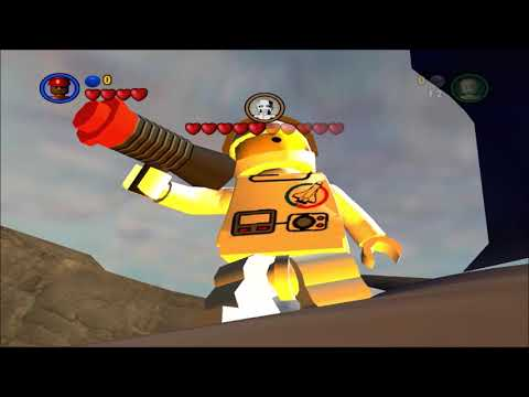 LEGO Star Wars Game - My Funny Moments
