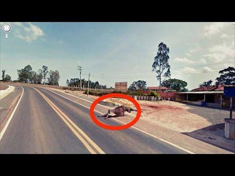 12 Weirdest Discoveries on Google Maps