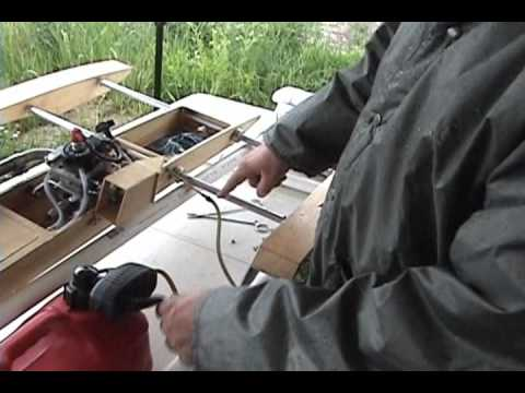 How to add gas to an IV Bag (gas model boating)