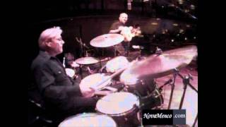 Nova Menco, Drum Solo, George McMillan, Gypsy Fusion.wmv