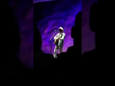 Ray LaMontagne plays Jolene in Asheville NC