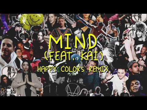 Skrillex & Diplo - Mind (feat. Kai) [Happy Colors Remix]