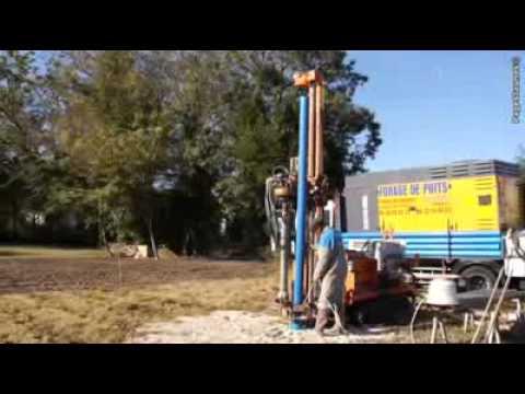 Francis Triou Forage de puits Pose de pompes
