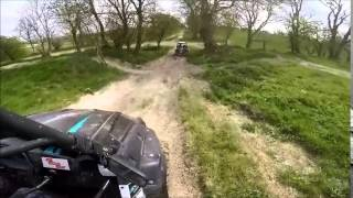 Full Day All Terrain Buggy Adventure from Red Letter Days