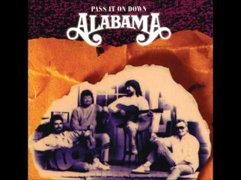 Alabama- Forever's As Far As I'll Go