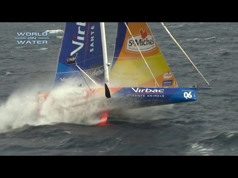 """World on Water"" November 04.16 Sailing TV News.ETNZ, SoftBank, Vendee Globe, North Sails"