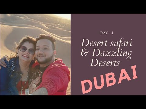 Desert Safari, Dubai || Belly dance || BBQ dinner