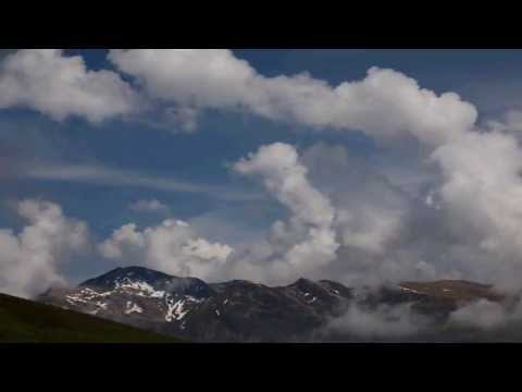 [timelapse] orage en formation | baby thunderstorm