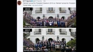 New York Times ripped by New England Patriots for posting atrocious fake news photo