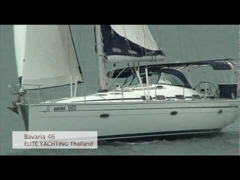 "Bavaria 46 Video - Phuket Yacht Charter - Bareboat ""Uhuru"" by Elite Yachting"
