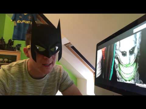 Hand Spinner Batman