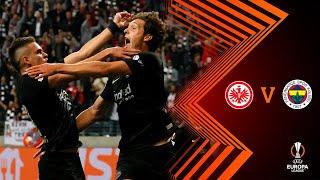 ⚽😍 Lammers en Özil scoren | Samenvatting Eintracht Frankfurt - Fenerbahçe