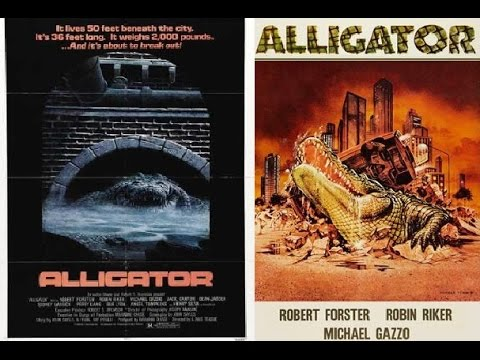 alligator 1980 movie review