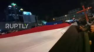 Iraq: Protesters celebrate as head of Iran's Quds force General Soleimani killed in US airstrike