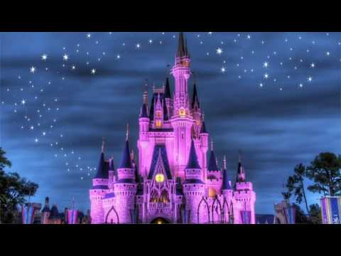 Magic Kingdom Disney World Entrance 1hr  Music Loop!! 2018