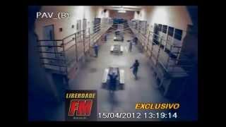 Video da Rebelião do Presidio de Aracaju - Sergipe thumbnail