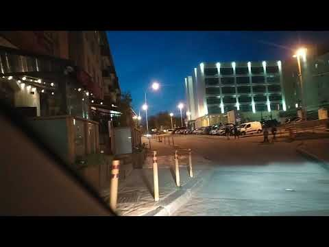 Вечером в Калининграде