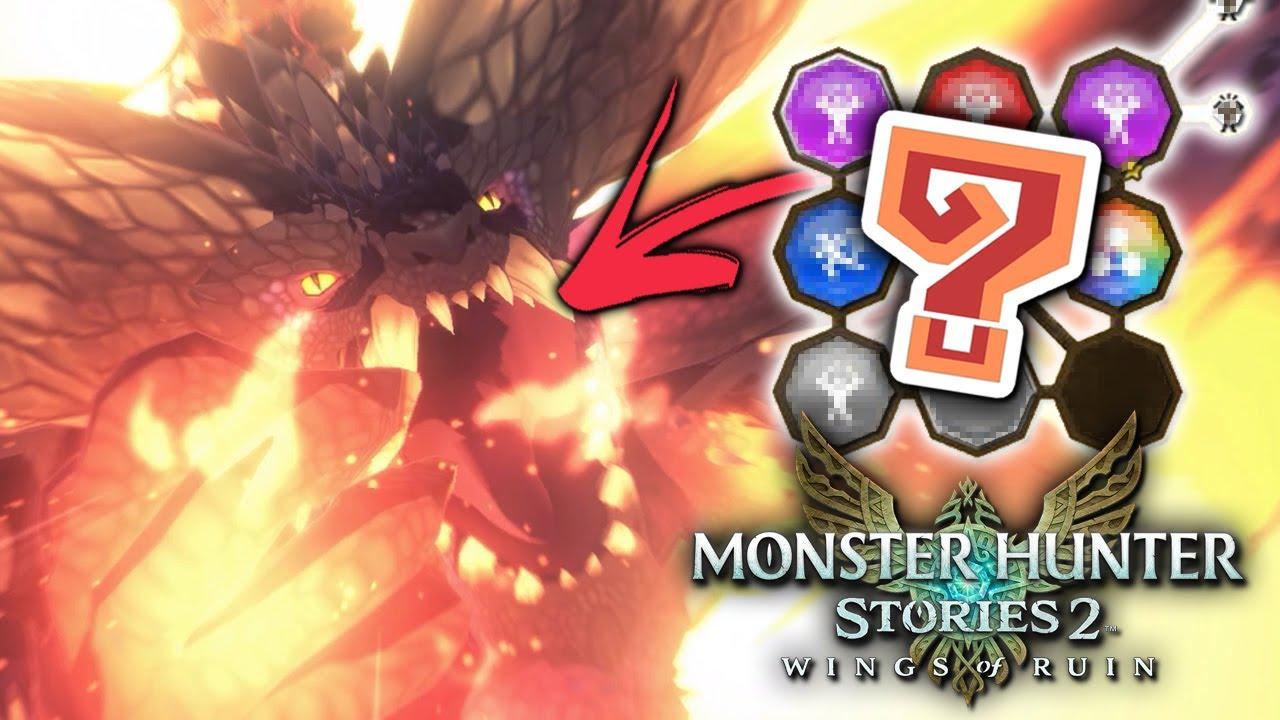 INSANE DAMAGE! The Ultimate NERGIGANTE BUILDS in Monster Hunter Stories 2!