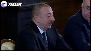 Soçidə Azərbaycan və Rusiya prezidentlərinin görüşü olub