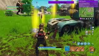 Solid Gold Rocket Choke | Fortnite