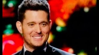 """Michael Bublé ~ """"It's Beginning to Look a Lot Like Christmas""""~Classic Christmas Crooners~RETV62"""