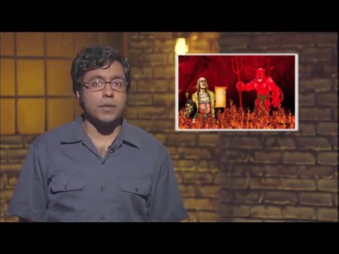 Christopher Columbus Was A Demon by Hari Kondabolu