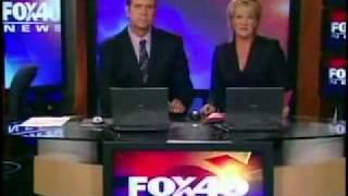KTXL FOX 40 News open with FOX O&O Graphics & Music 9/2008