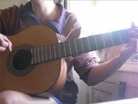 Гитара на кухне. Песни Виктории Юдиной