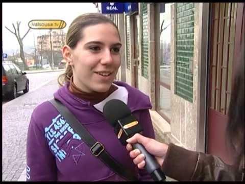 Inquérito de Rua Viver em Felgueiras - 2007